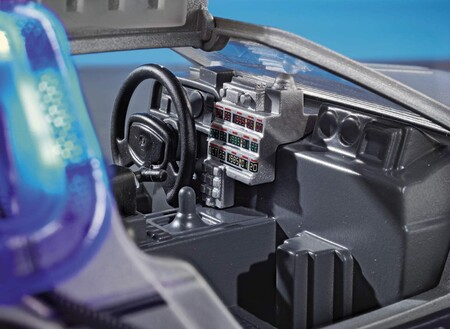 Playmobil de Volver al Futuro con descuento en Amazon México