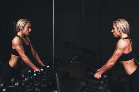 Una rutina para ganar masa muscular en el gimnasio