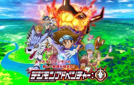 'Digimon Adventure', el remake de la clásica serie de anime, llegará a México en abril en estreno simultáneo con Japón