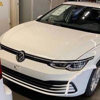 ¡Filtrado de nuevo! El Volkswagen Golf VIII se deja ver sin tapujos pocos días antes de su presentación