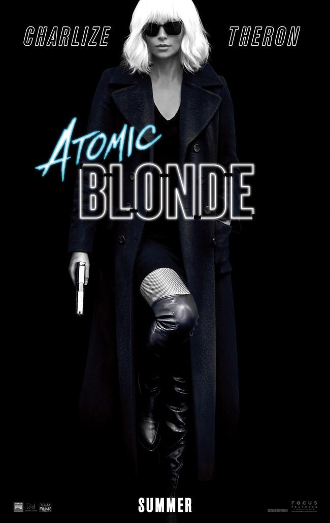 Cartel de Atomic Blonde