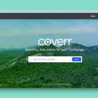 Coverr, vídeos de stock gratis para usar donde quieras y como quieras