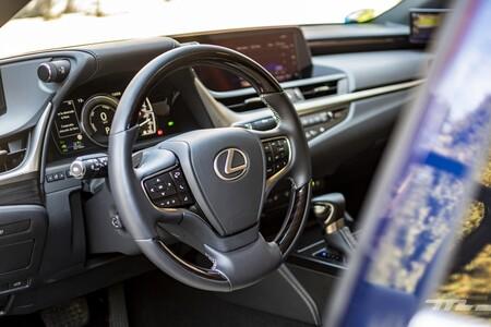 Lexus Es 300h 2021 Prueba 019