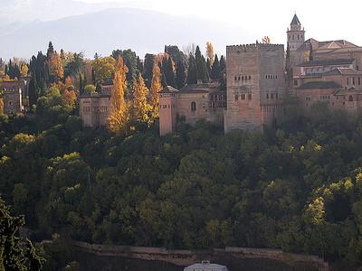 La Alhambra: durante enero se podrán visitar la Habitaciones del Emperador