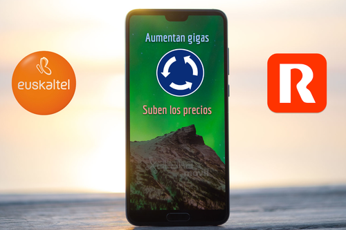 Euskaltel y R suben 1 euro su tarifa más barata para añadir otro giga y compatibilidad con 4G