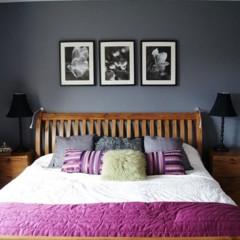 Foto 2 de 5 de la galería antes-y-despues-un-dormitorio-gris-que-no-aburre en Decoesfera