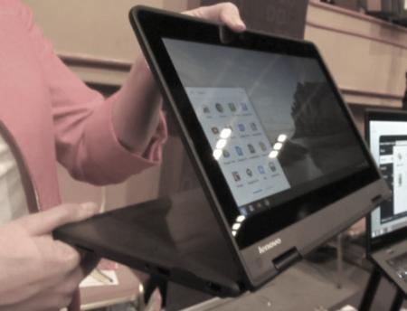 Así es el Lenovo Thinkpad 11e Chromebook y su versión Yoga
