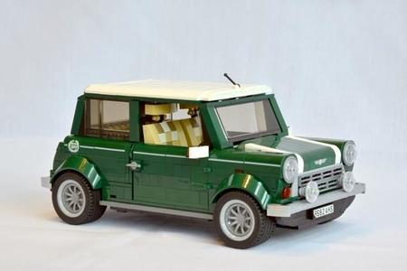Mini Classic ahora forma parte de la colección Lego