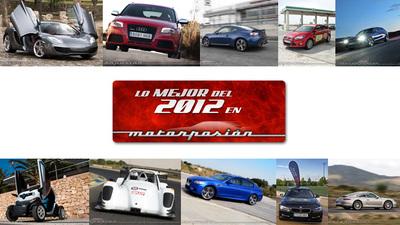 Mejor prueba: lo mejor de 2012 en Motorpasión