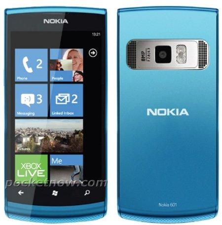 Nokia Lumia 601, ¿verdadero o falso?