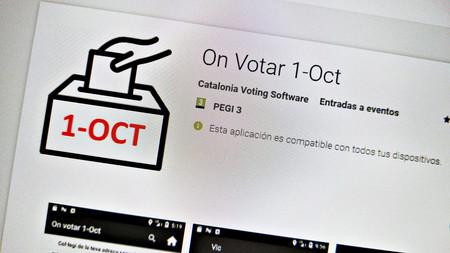 Los datos de los votantes en el referéndum catalán en riesgo: cualquiera puede hackearlos