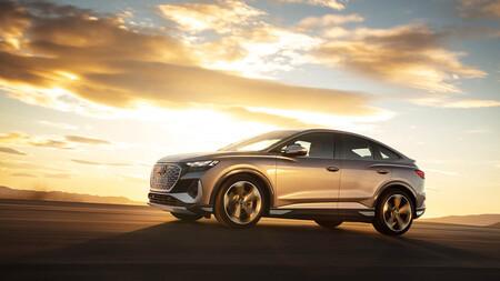 Audi Q4 e-tron 2021, precios para España