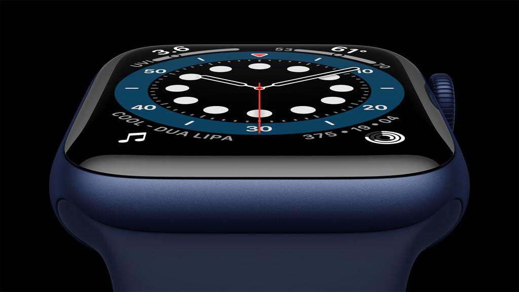 Adiós al Apple Watch de cerámica, el Series 6 deja a un lado esta exclusiva colección