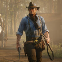 Esta es la comparativa de Red Dead Redemption II corriendo en una Xbox Series X y en una PS5