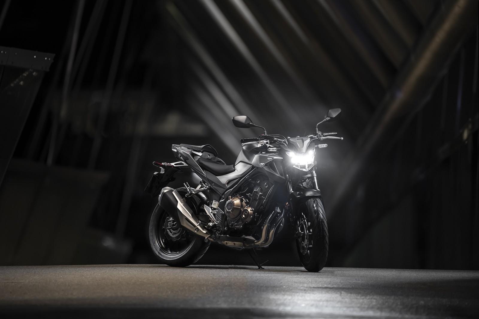 Foto de Honda CB500F 2019 (19/51)