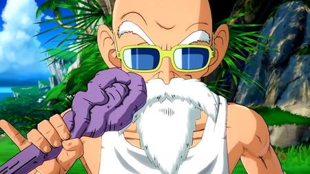 El maestro Roshi regresa de forma espectacular a los videojuegos, será el nuevo personaje para 'Dragon Ball FighterZ'