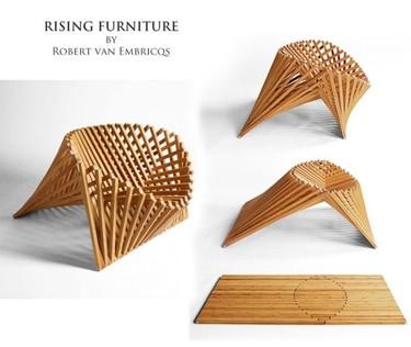 Rising Collection de Robert van Embricqs para Yemso