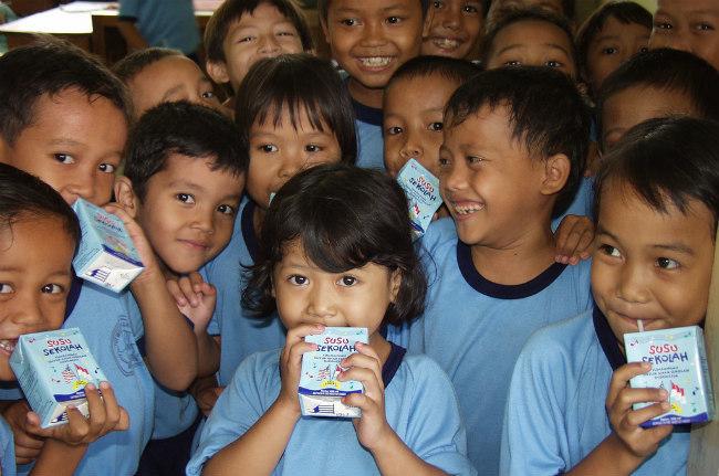 Intolerancia a la lactosa en niños: cuando los padres no están con ellos