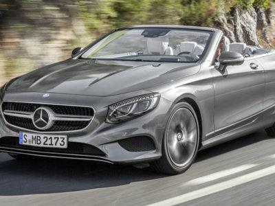 Mercedes-Benz Clase S Cabriolet: potencia y lujo a cielo descubierto