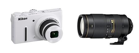 Nikon Coolpix P330 y AF-S NIKKOR 80–400mm f/4.5-5.6G ED VR, Nikon se renueva