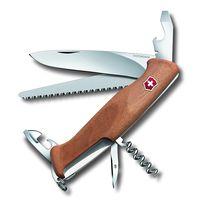 Por 46,41 euros puedes hacerte con esta navaja Victorinox Rangerwood 55 Noorsk gracias a Amazon. Envío gratis