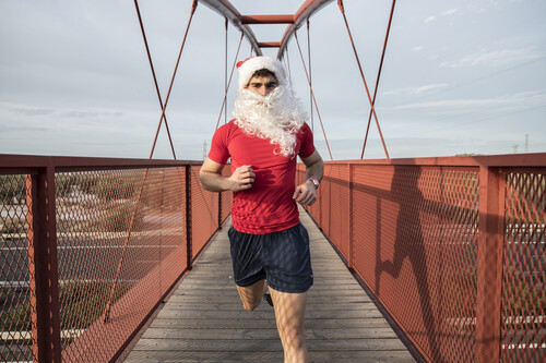 Un entrenamiento de fuerza para ayudarte a correr la San Silvestre virtual
