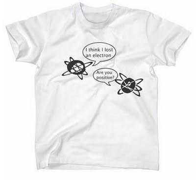 Camisetas para científicos cool, geeks y nerds