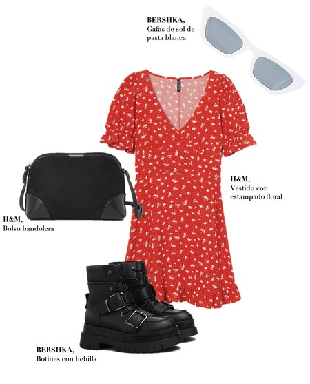 Diane Kruger Vestido Botines Street Style Ss 2021 03