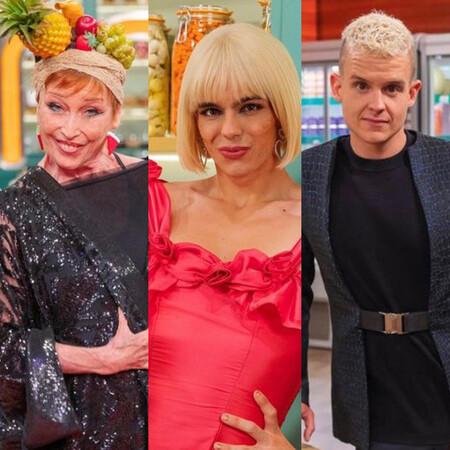 Lo más comentado del estreno de Masterchef Celebrity 2021: los desvaríos de Verónica Forqué, las rimas de Arkano y las burradas de Samantha Hudson