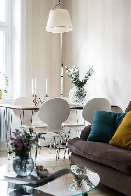 Detalles apartamento en Estocolmo
