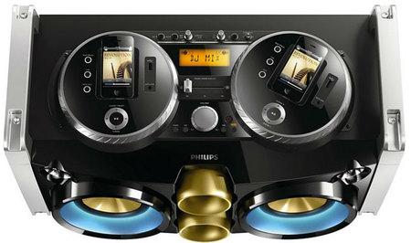Philips Mini Hi-Fi Systems para animar tus fiestas en casa