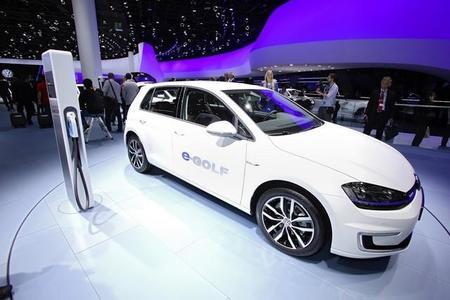 El eléctrico Volkswagen e-Golf ya se puede comprar