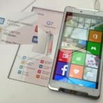 Aparecen imágenes de un Windows Phone con pantalla de 7 pulgadas y 4000 mAh de batería