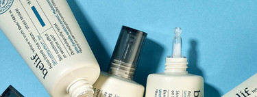 Con extracto de centella asiática, la crema facial Aqua bomb de Belif es perfecta para la piel irritada por el uso de mascarilla