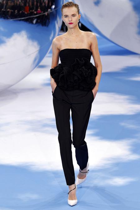 Foto de Christian Dior Otoño-Invierno 2013/2014: Memory dresses (7/21)