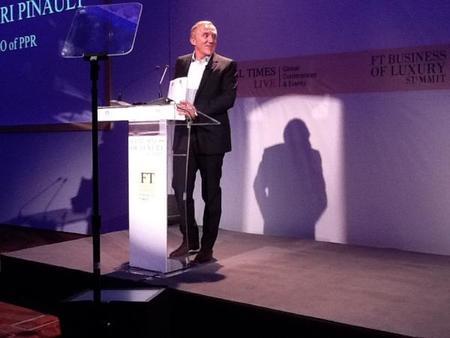 Primera jornada de 'The Lifestyle Revolution', el mensaje de Francois-Henri Pinault de PPR