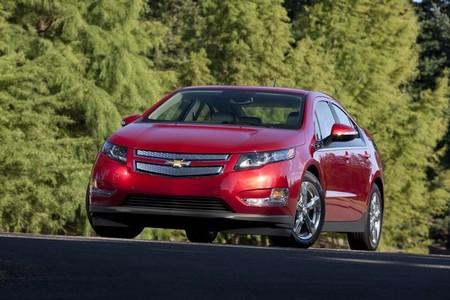 El Chevrolet Volt cumple tres años