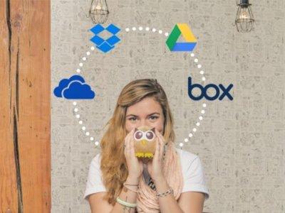 Hootsuite anuncia la integración con Dropbox, Google Drive, Microsoft onedrive y otros