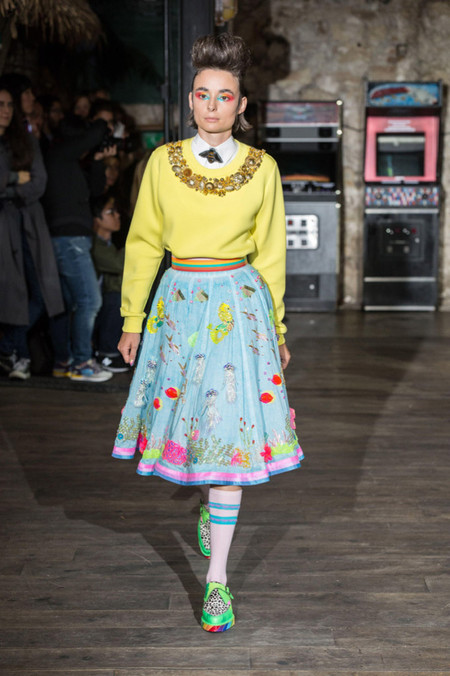 Craziest Shoes Paris Fashion Week Spring 2017 Manish Arora3 1