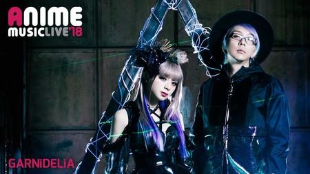 Garnidelia Anime Music Live 2018 Cdmx