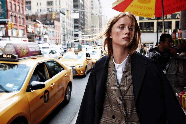 estilismo look entre semana oficina working girl lunes viernes zara