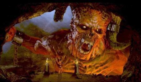 The Satan Pit