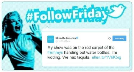 #FollowFriday de Poprosa: entre resaca y resaca de los Emmys