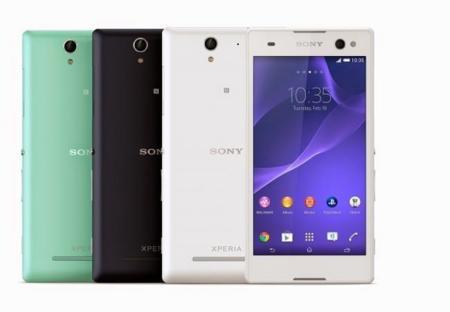 Sony Xperia C3, toda la información sobre el nuevo Android de Sony