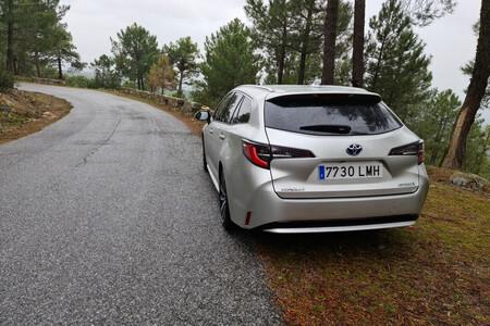 Toyota Corolla Teouring Sports 125h Prueba 4