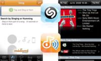 Shazam y Midomi: Reconociendo la música que te gusta en cualquier parte