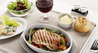 Las mejores comidas a bordo de un vuelo