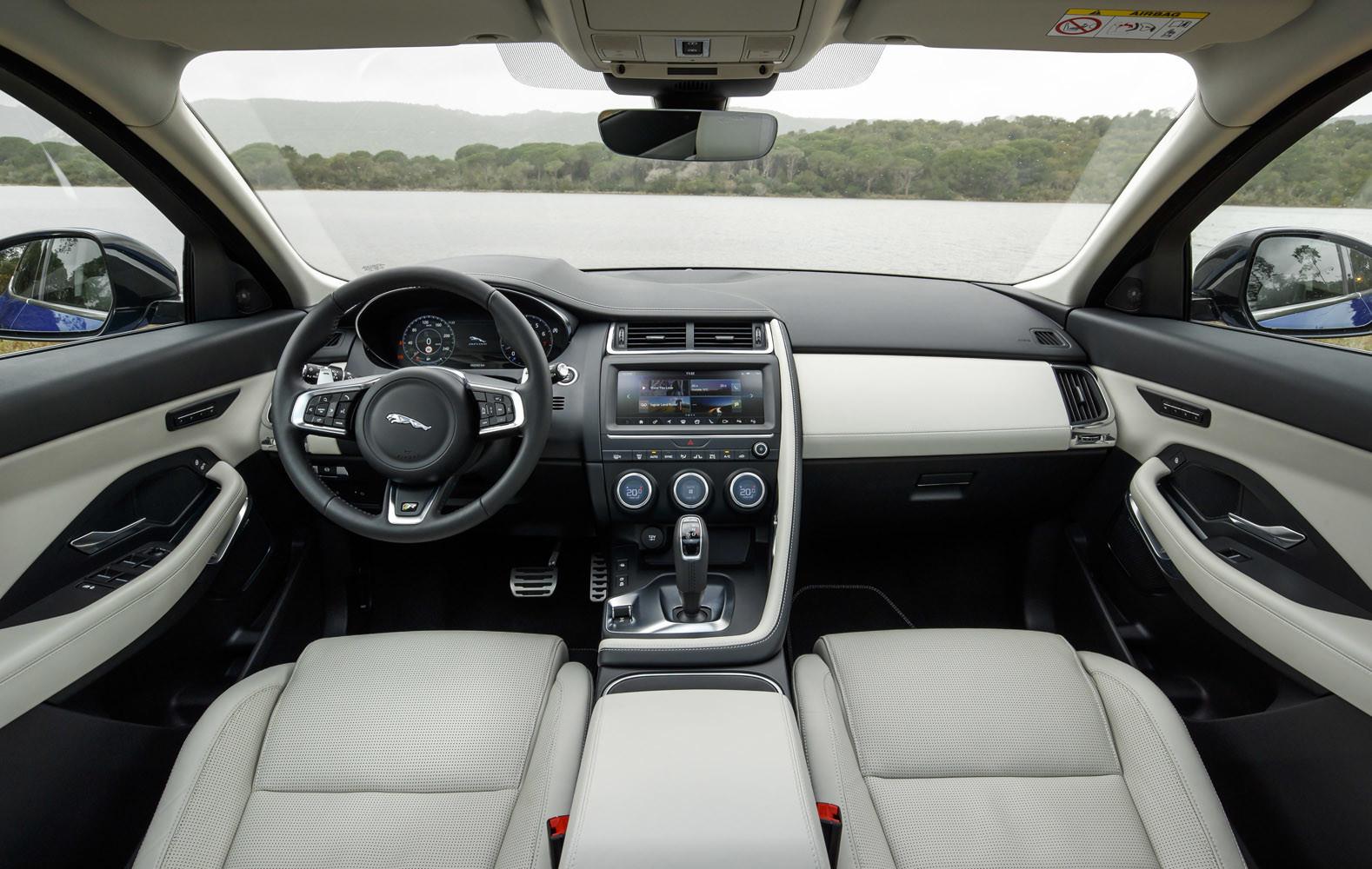 Foto de Jaguar E-PACE, primer contacto (87/164)