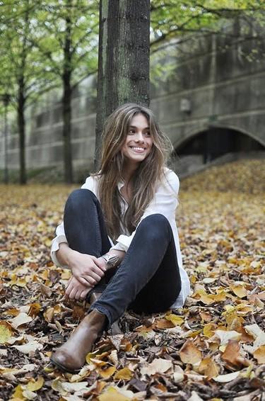 Moda en la calle: el otoño es nuestro