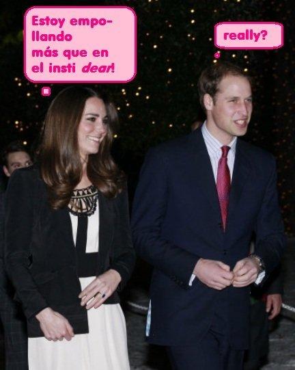 La vuelta al cole de Catalina Middleton. ¿Será Kate una empollona?